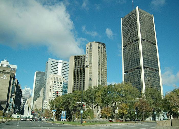 tour de la bourse de montr 233 al bureaux et espaces commerciales 224 louer